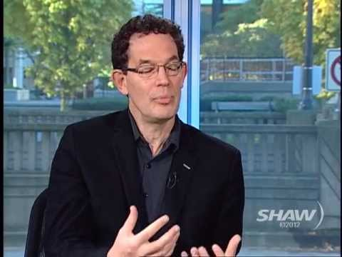 Dr. Neil Turok with Fanny Kiefer Part 1 of 3