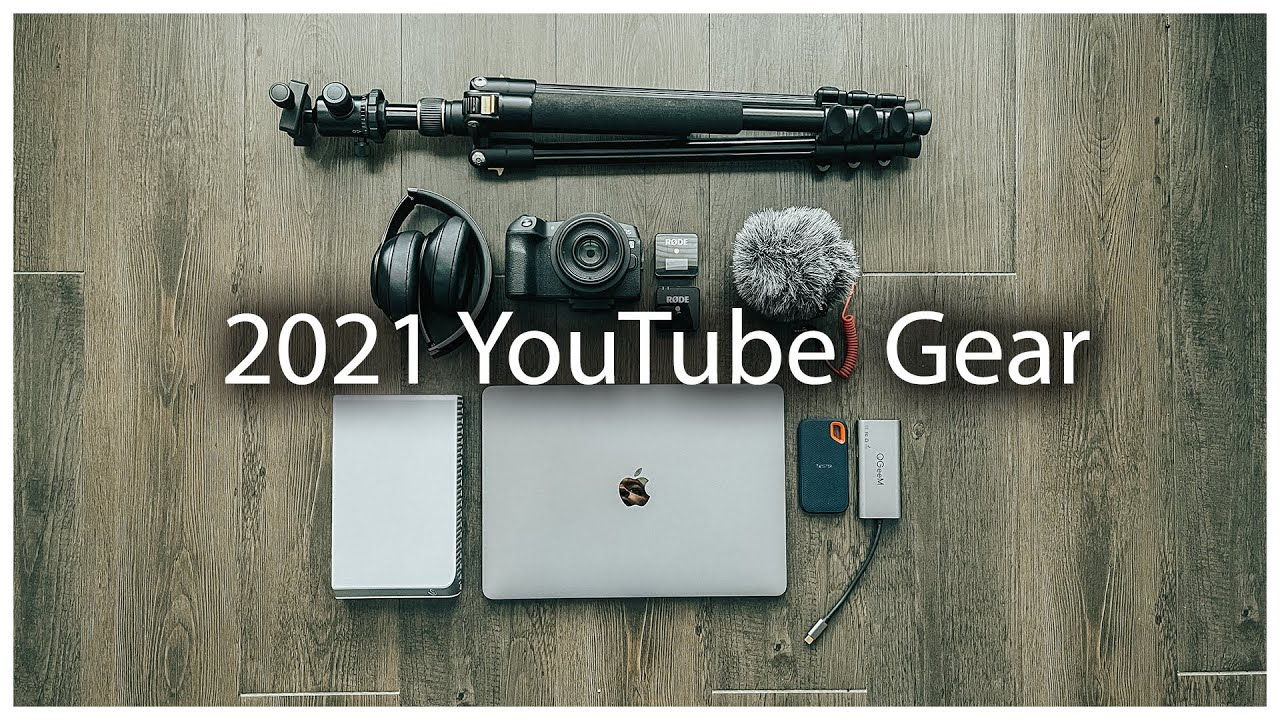 Download Minimal YouTube Gear & Equipment Setup for 2021 | Start your Youtube Channel on a Budget!