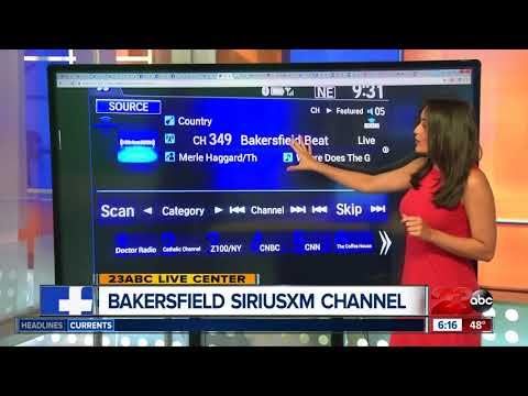 Bakersfield Beat SiriusXM Channel