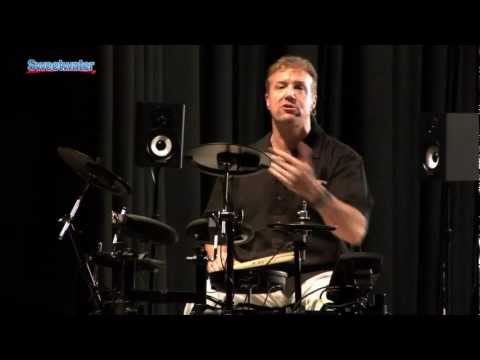 Roland TD-11K Electronic Drum Kit Demo - Sweetwater Sound