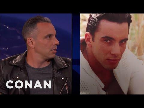 Sebastian Maniscalco's '90s Headshot Didn't Get Him Any Work  - CONAN on TBS