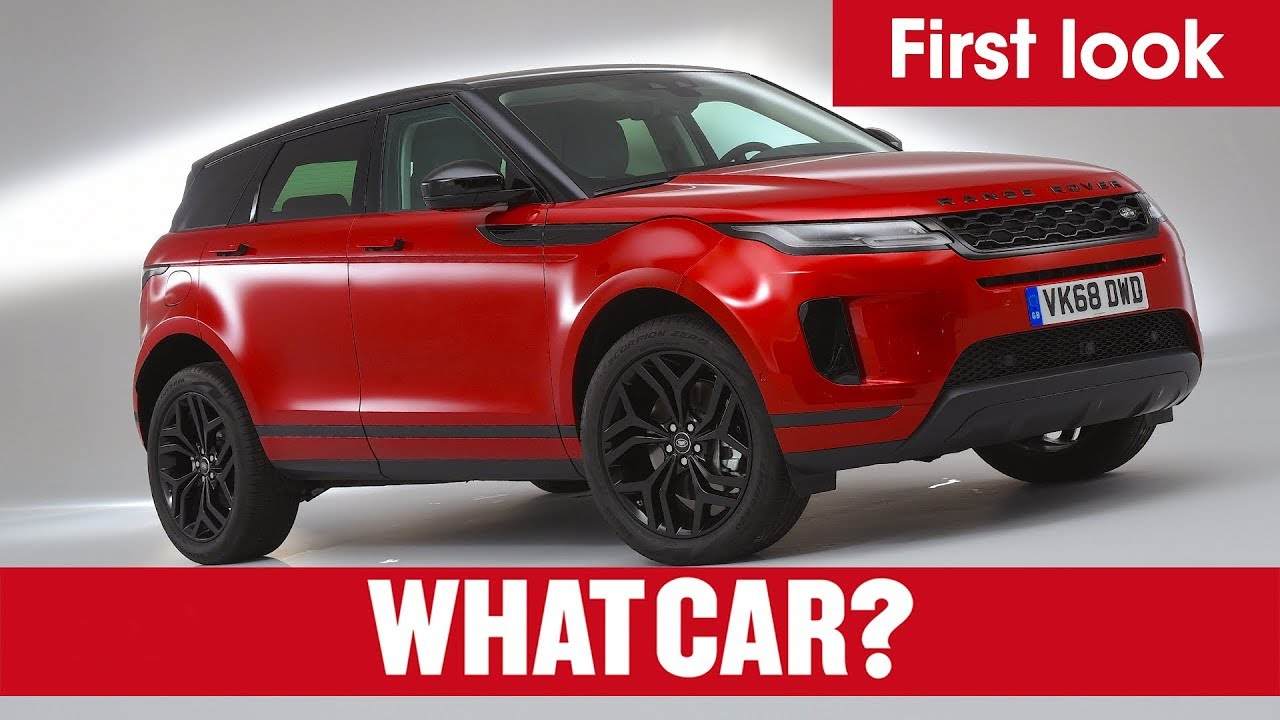 2019 Range Rover Evoque Uk First Look Five Things You Need To Know What Car