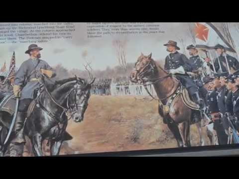 Appomattox Surrender Proceedings on April 12, 1865 (Gordon and Chamberlain)