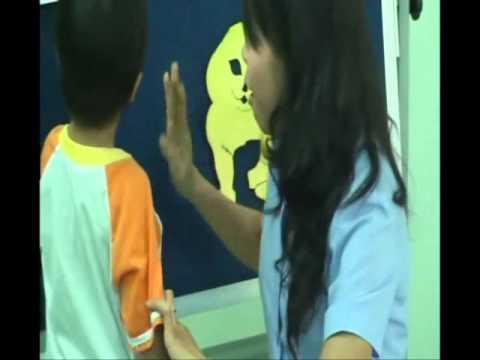 Giúp trẻ nhận biết - tập nói.wmv