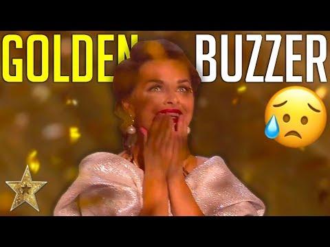 EMOTIONAL Sand Art Gets The First GOLDEN BUZZER On BGT: The Champions 2019! | Got Talent Global