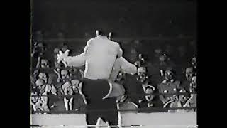 Dick the Bruiser Afflis vs Bill Melby 1950's Chicago wrestling Fred Kohler