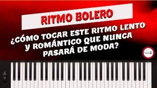 Curso de Piano - Musica Cristiana- Clase 13 Ritmo Bolero