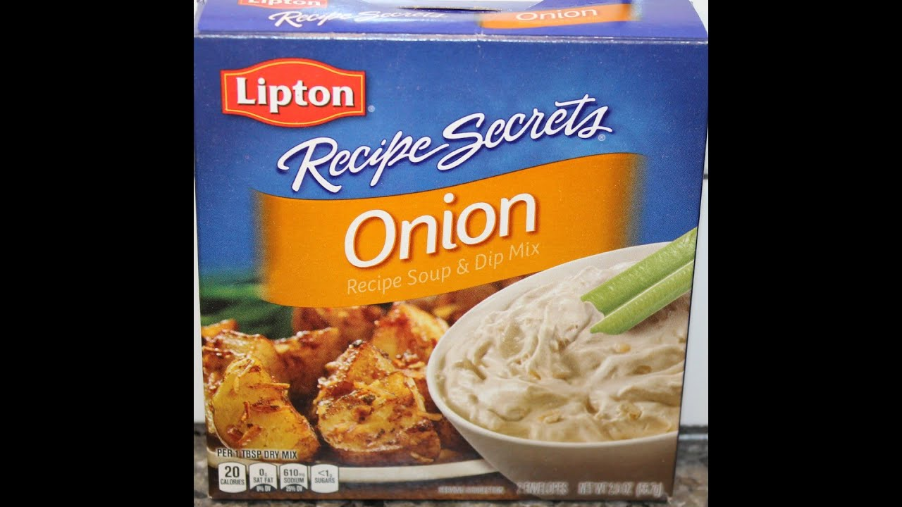 recipe: lipton onion soup potatoes [15]
