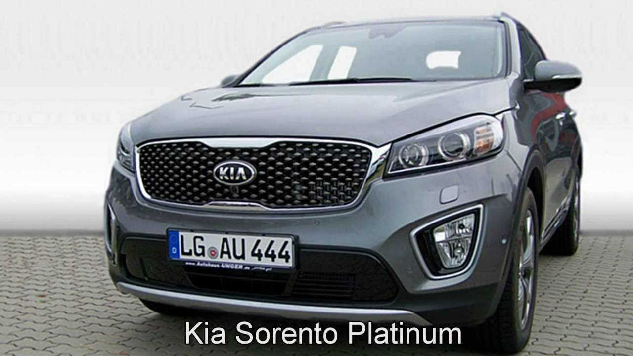 kia sorento platinum 120261 metal stream metallic. Black Bedroom Furniture Sets. Home Design Ideas