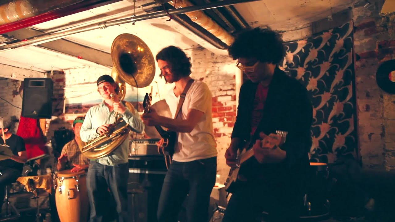 High and Mighty Brass Band! -