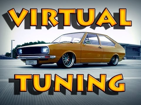 Virtual Tuning - VW Passat B1 1973 Travel Video