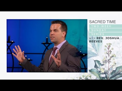 Inner Peace Pt. 1 | Rev. Josh Reeves | Centers For Spiritual Living Message
