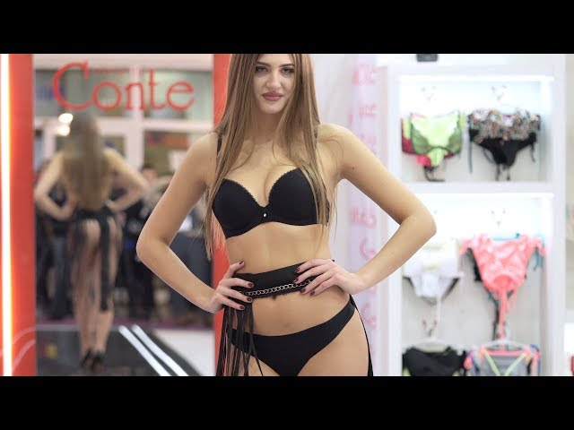 8c85dd1c6b04 CONTE LINGERIE AW 2018 Kiev in 4 K Download video - get video youtube