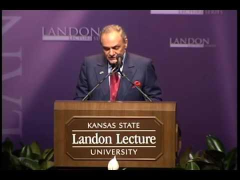 Landon Lecture | Prince Turki Al-Faisal