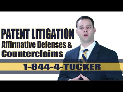 Patent Attorney Affirmative Defenses In Answer to Complaint