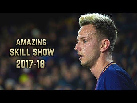 Ivan Rakitić 2017-18 | Amazing Skill Show