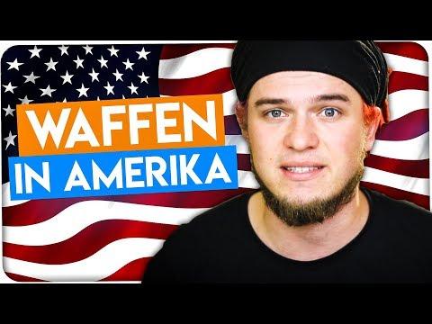 7 Fakten über Das Amerikanische Waffengesetz - FACT