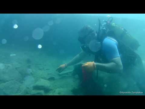 Voluntary Underwater Cleaning 2017 N.O.SYROU Part2