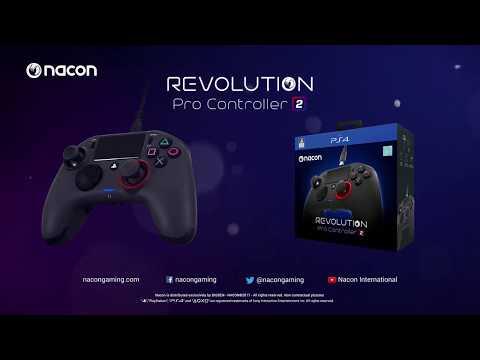[EN] NACON REVOLUTION PRO CONTROLLER 2   OFFICIALLY LICENSED PRO CONTROLLER FOR PS4™