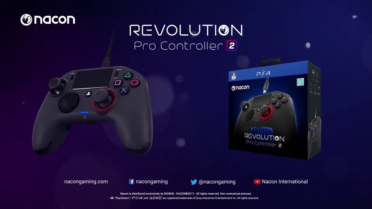 NACON GAMING Revolution Pro Controller 2 - NACON GAMING