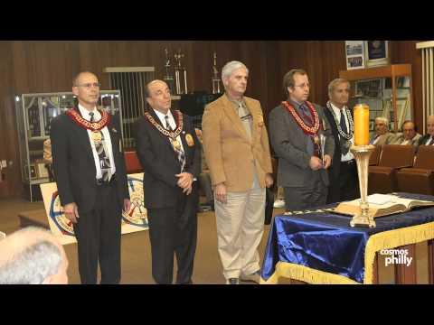 AHEPA Districts 4 and 5 Initiate 8 members