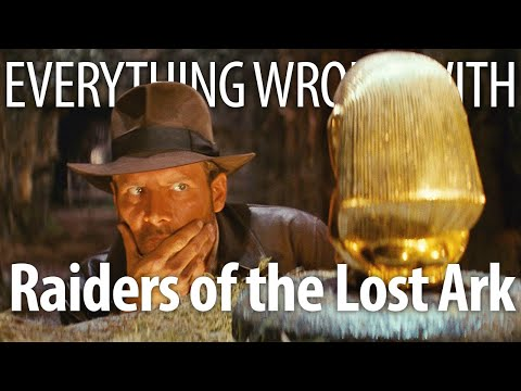 Everything Wrong With Raiders of the Lost Ark In 16 Minutes Or Less