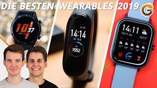 Die besten Wearables 2019: Vergleich & unsere Testsieger