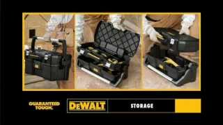 Dewalt Tool Box And Tote
