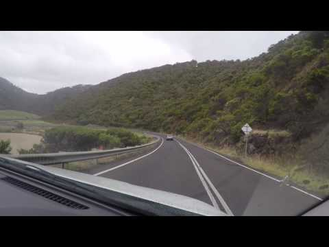Great ocean road - drive