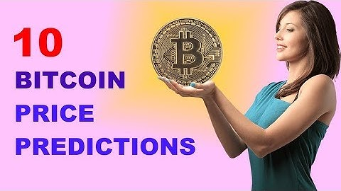 10 Bitcoin Price Predictions from Experts. // BTC targets for 2018, 2019, 2020