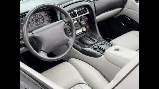 Interior 1998 Aston Martin DB7…