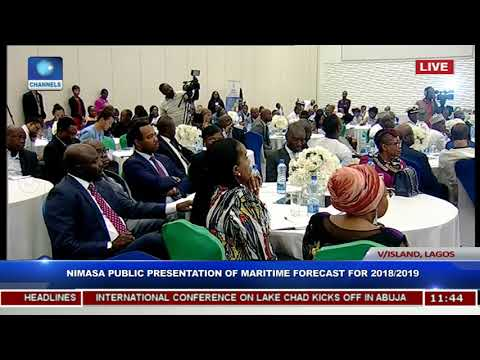 NIMASA Public Presentation Of Maritime Forecast For 2018/2019 Pt.5 |Live Event|