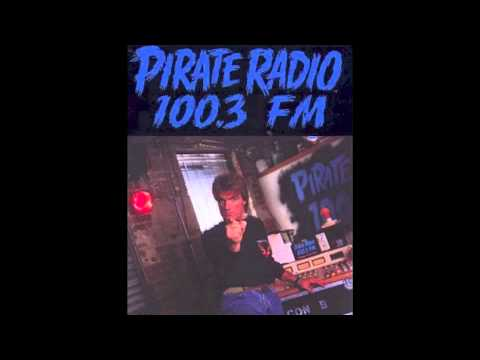 Scott Shannon 1st Day on 'Pirate Radio' (scoped) [KQLZ Los Angeles] (04-03-1989)