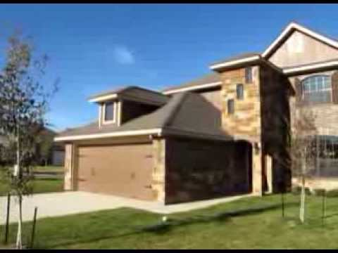 Yowell ranch community new homes killeen texas 2239 for Home builders in killeen texas
