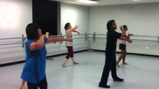 Dard-e-Disco at Ballet Austin - Agni Dance