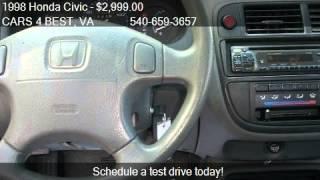 1998 Honda Civic  - for sale in STAFFORD, VA 22554