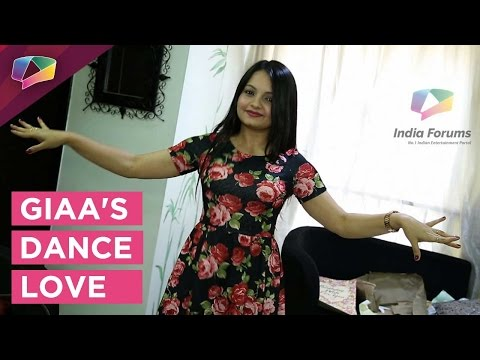 Giaa Manek and her love for Belly dancing