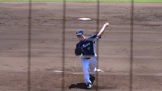 Wade LeBlanc (米国ルイジアナ州出身、MLBエンゼルス⇒2015/埼玉西武ラ...