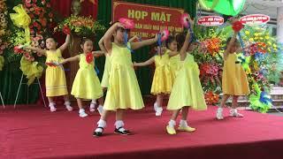 Bông hoa điểm mười-Lớp Chồi 3-Trường Tuổi thơ (Mừng ngày Nhà giáo VN 20.11)