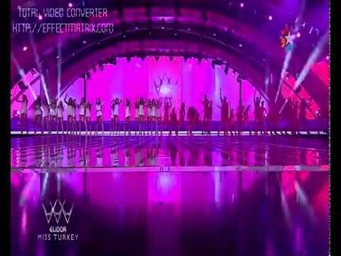 Miss Turkey 2014  Açılış