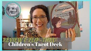 The Children's Tarot Deck Review