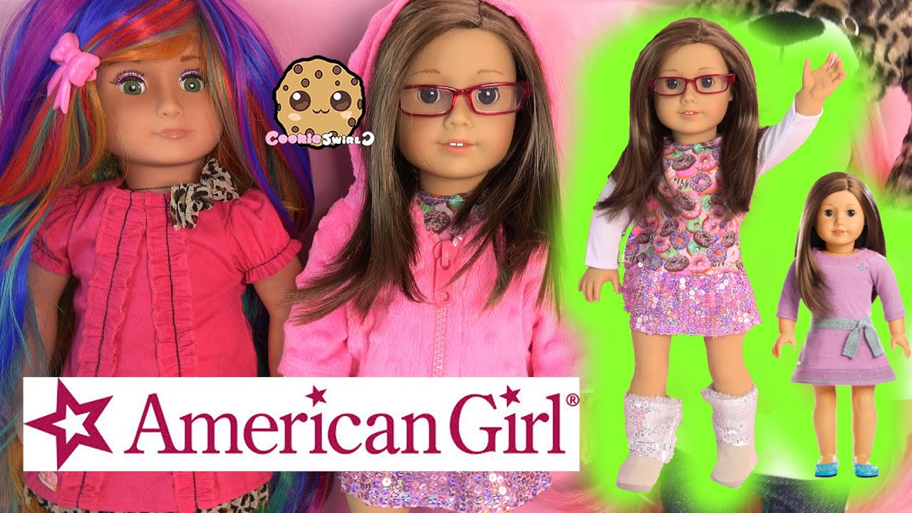 American Girl Truly Me Collection Doll Fashion Custom 18 Inch