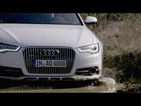 OFFROAD - 2013 Audi A6 Allroad quattro