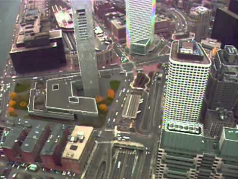 Central Artery - Boston 1993 Flyover
