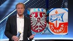 FSV Frankfurt gegen Hansa Rostock - 24. Spieltag 16/17 - Sportschau