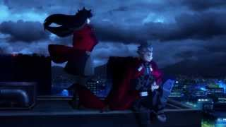 Totally awesome Opening to the PS VITA port of the game Fate/Stay n...