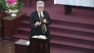 Mensagem em I João 2.1-2 - Rev. George Alberto Canelhas