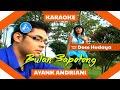 Ayank Andriani - Bulan Sapotong [Official Karaoke]