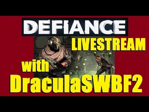 338 Days Streaming - Lets Play Defiance with DraculaSWBF2 - 11/26/2017
