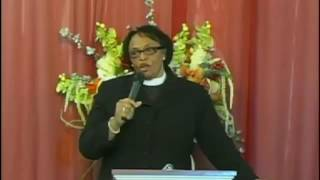 Bishop Elect Jackie McCullough - Either You Love Me, Or You Love Me Not -7:30 a.m.  service